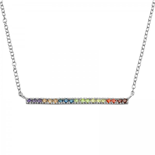 Jeweled Necklace FORZ25-43-RMB38-5-NK-JB6437 RP MIX/39240
