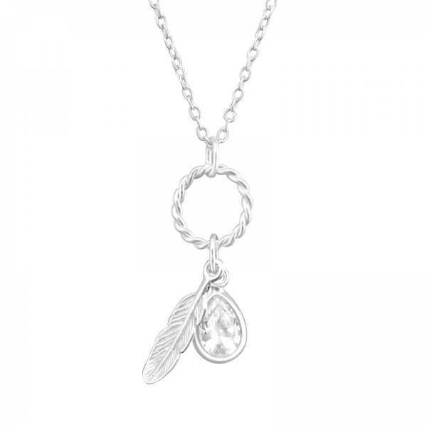 Jeweled Necklace FORZ25-APS2410-JB6222-APS2006/37631