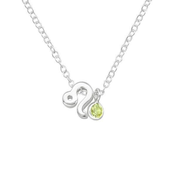 Jeweled Necklace FORZ25-BD-JB13429-TOP-CZA-R3-PER/40170
