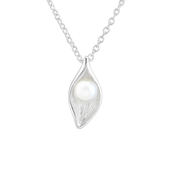 Jeweled Necklace FORZ25-BH-JB11536-PPL5/37202