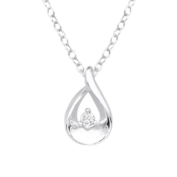 Jeweled Necklace FORZ25-BH-JB12185/40242