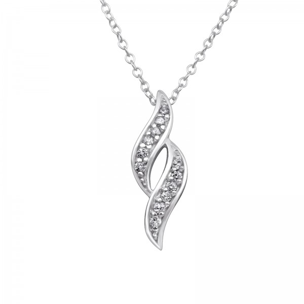 Jeweled Necklace FORZ25-BH-JB5390/28070