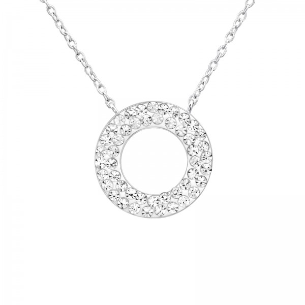 Jeweled Necklace FORZ25-NK-APS177/26280