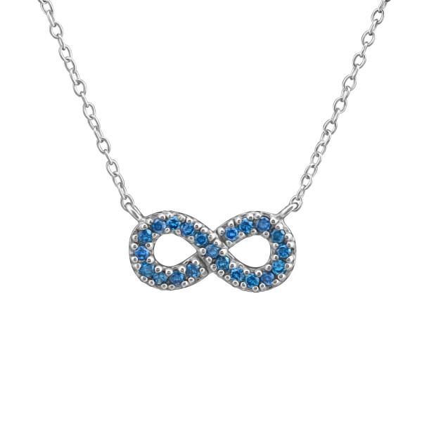 Jeweled Necklace FORZ25-NK-JB5924-SPC-RP/37814