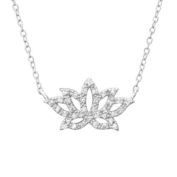 Jeweled Necklace FORZ25-NK-JB9939/36817