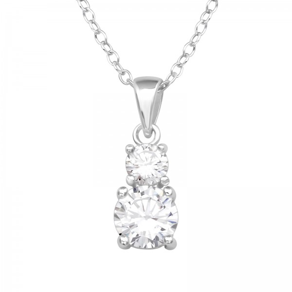 Jeweled Necklace FORZ25-PD-JB12110/39803
