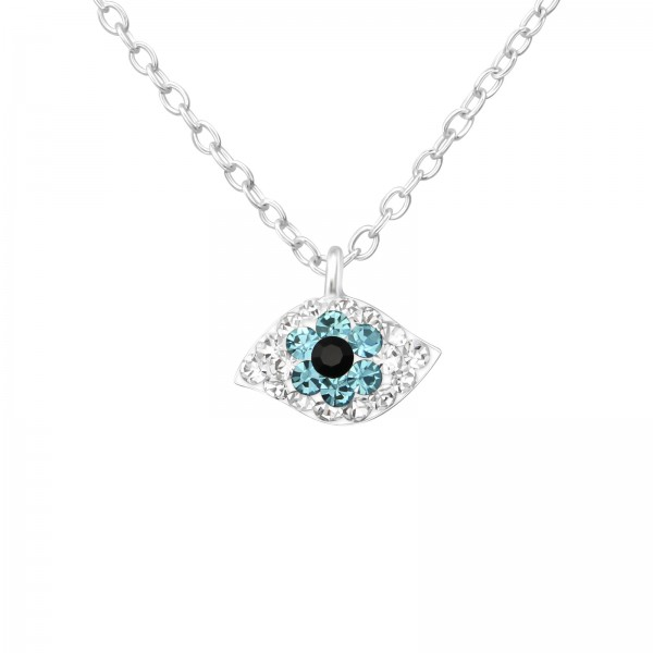 Jeweled Necklace FORZ25-TOP-APS1510-CV/24891