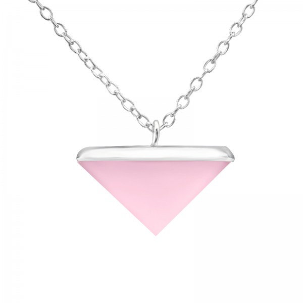 Jeweled Necklace FORZ25-TOP-APS2432-TRI/30438