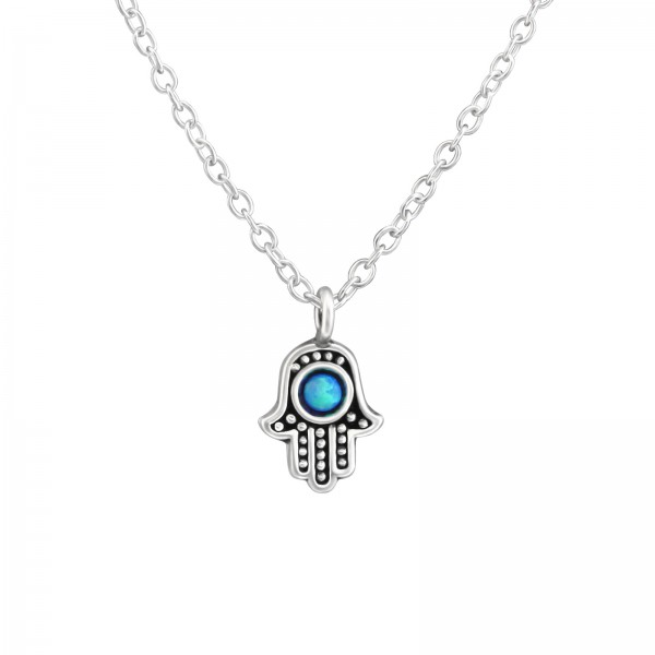 Jeweled Necklace FORZ25-TOP-APS2623 OX/38250