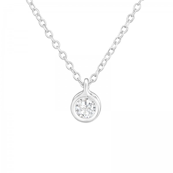 Jeweled Necklace FORZ25-TOP-APS2916/38251