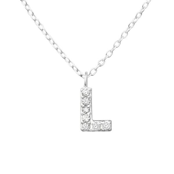 Jeweled Necklace FORZ25-TOP-JB10340/36369
