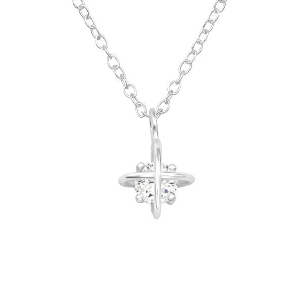Jeweled Necklace FORZ25-TOP-JB10347/40251