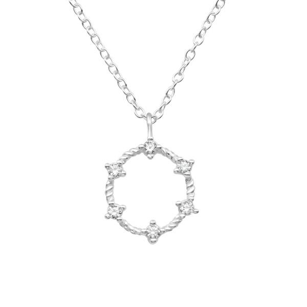 Jeweled Necklace FORZ25-TOP-JB10371/39784
