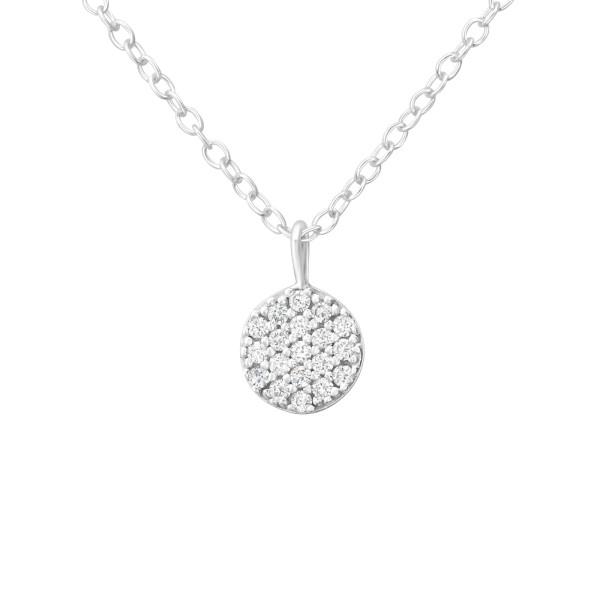Jeweled Necklace FORZ25-TOP-JB10514/37674