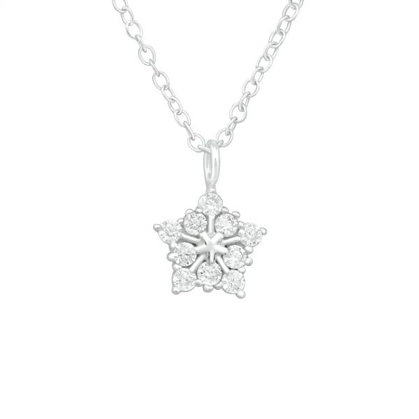 Jeweled Necklace FORZ25-TOP-JB10835/40237