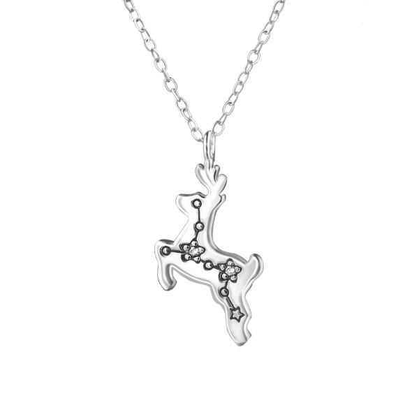 Jeweled Necklace FORZ25-TOP-JB10867/36827