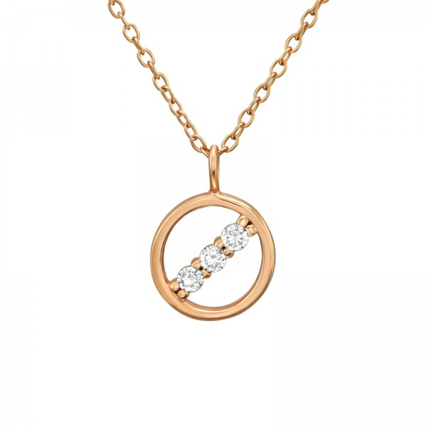 Jeweled Necklace FORZ25-TOP-JB11463 RGP/36846