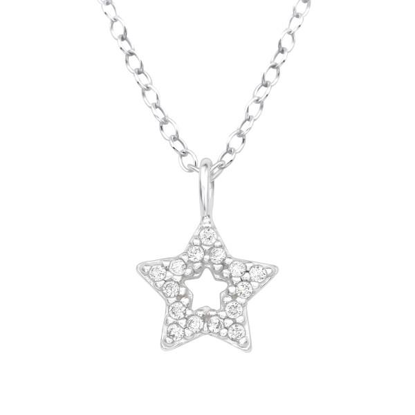 Jeweled Necklace FORZ25-TOP-JB12213/40230