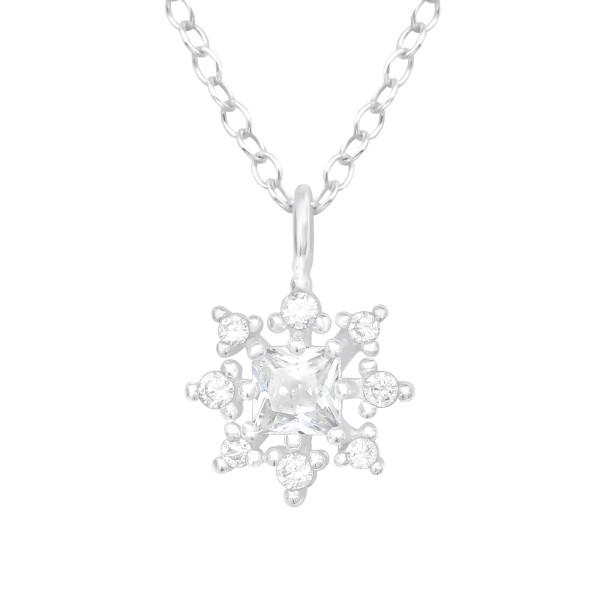 Jeweled Necklace FORZ25-TOP-JB12528/38846