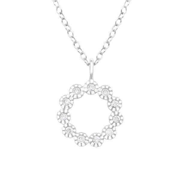 Jeweled Necklace FORZ25-TOP-JB13339/40205