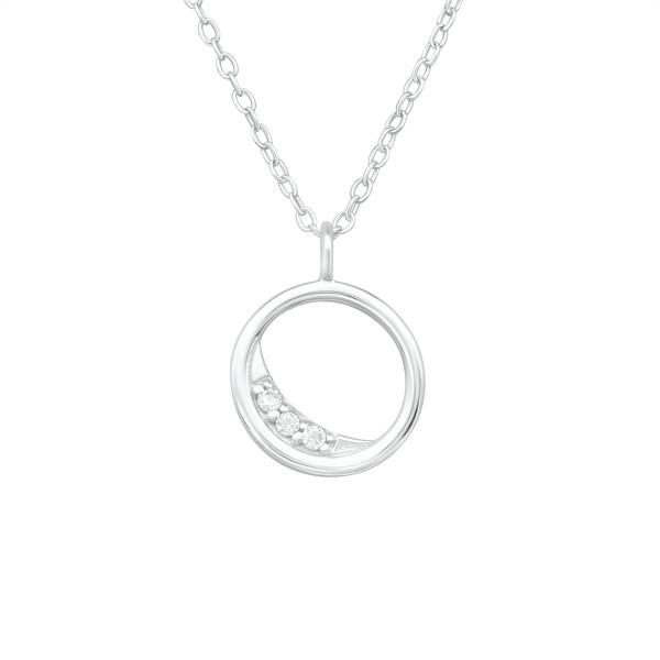 Jeweled Necklace FORZ25-TOP-JB13342/40204