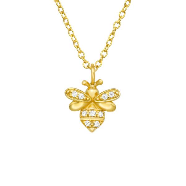 Jeweled Necklace FORZ25-TOP-JB13697 GP/40144
