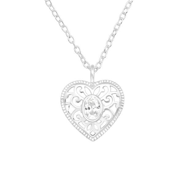 Jeweled Necklace FORZ25-TOP-JB13868/40147
