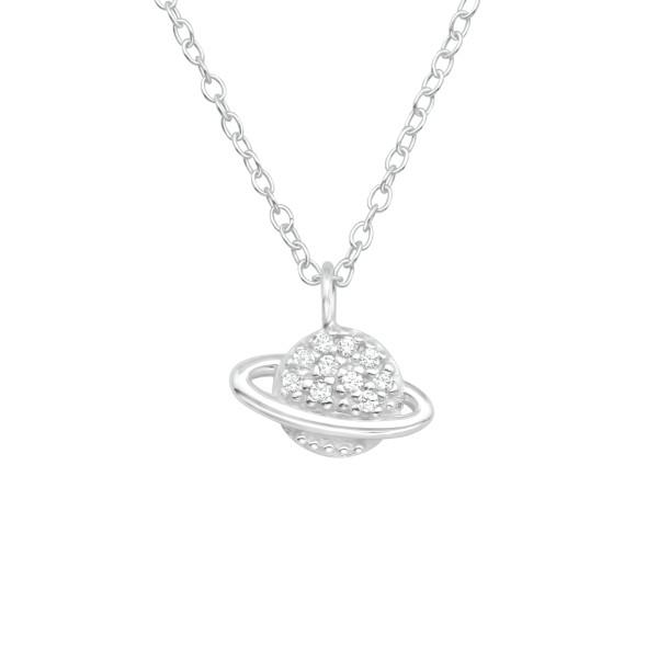 Jeweled Necklace FORZ25-TOP-JB13870/40171