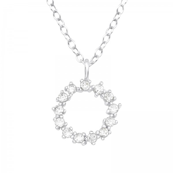 Jeweled Necklace FORZ25-TOP-JB13919/40203