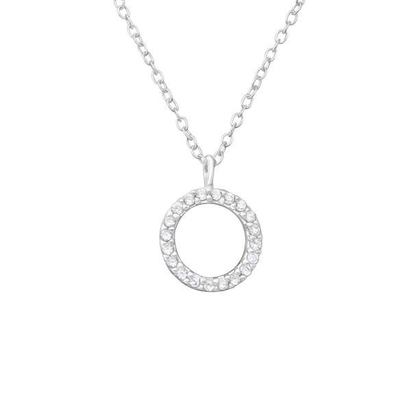 Jeweled Necklace FORZ25-TOP-JB5440/36358