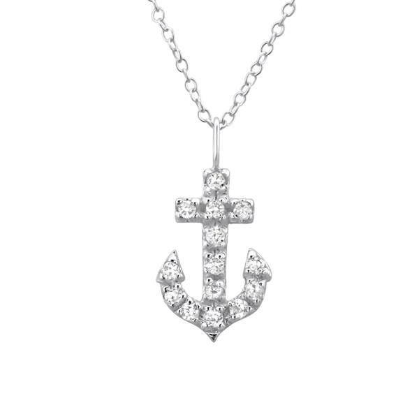 Jeweled Necklace FORZ25-TOP-JB5673/23535