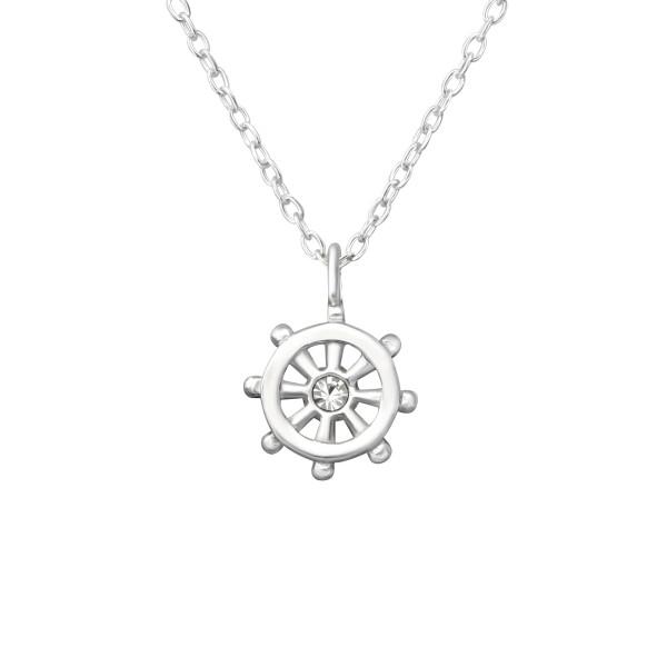 Jeweled Necklace FORZ25-TOP-JB6160/36442