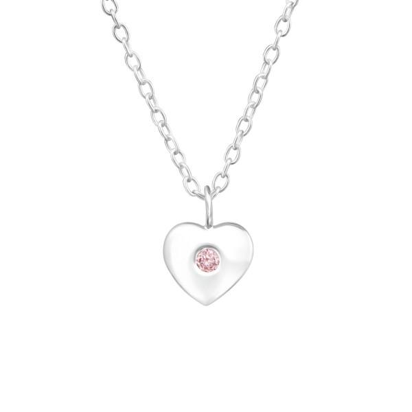 Jeweled Necklace FORZ25-TOP-JB7287-B/34853