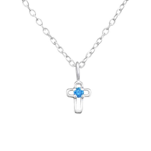 Jeweled Necklace FORZ25-TOP-JB7301-B/34856