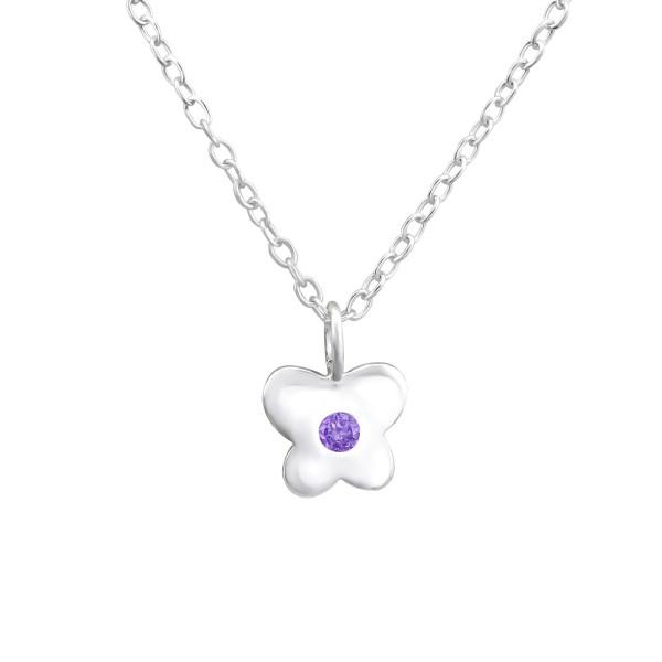 Jeweled Necklace FORZ25-TOP-JB7307-B/34859