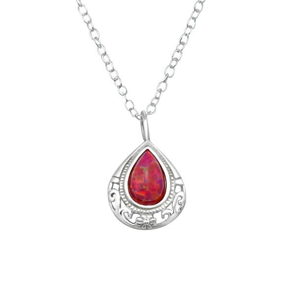Jeweled Necklace FORZ25-TOP-JB7473/36832