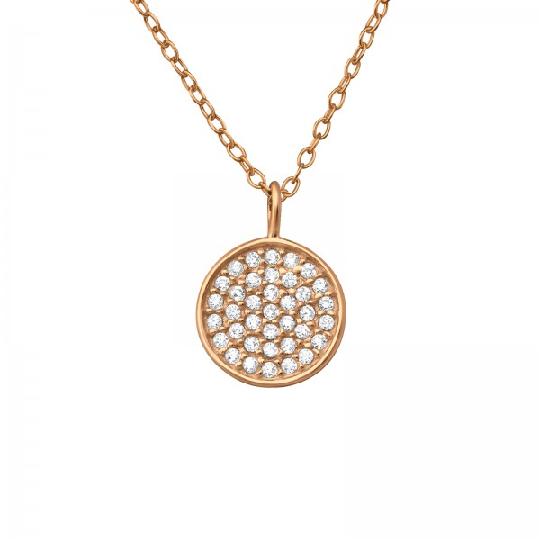 Jeweled Necklace FORZ25-TOP-JB8135 RGP/39414