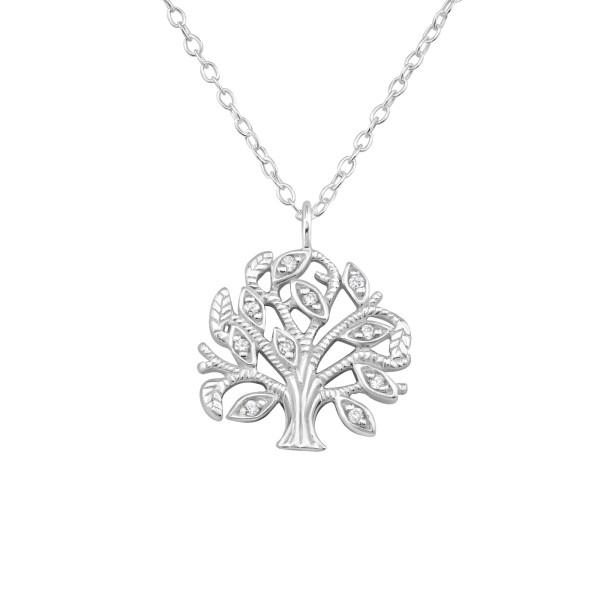 Jeweled Necklace FORZ25-TOP-JB8954/35133