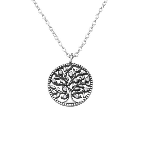 Jeweled Necklace FORZ25-TOP-JB8955 OX/30453