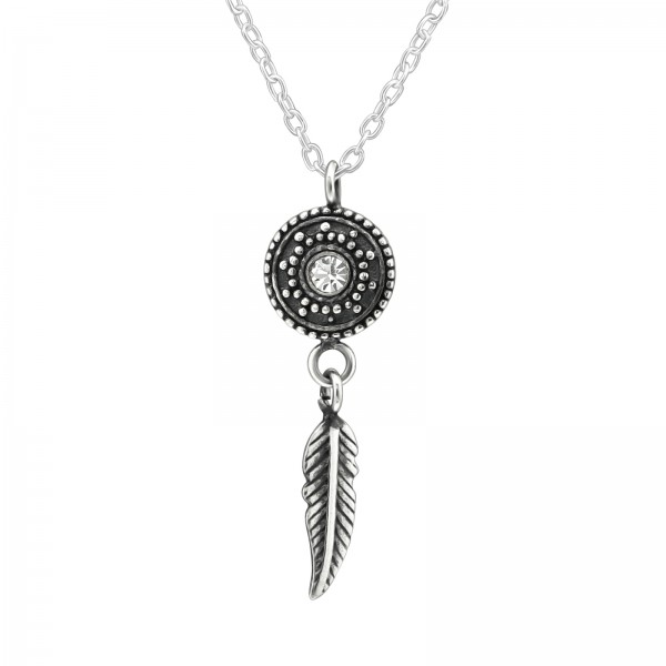 Jeweled Necklace FORZ25-TOP-JB9080-HP-APS2592 OX/39178