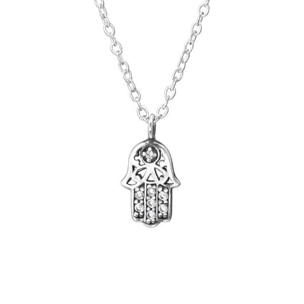 Jeweled Necklace FORZ25-TOP-JB9119 OX/33815