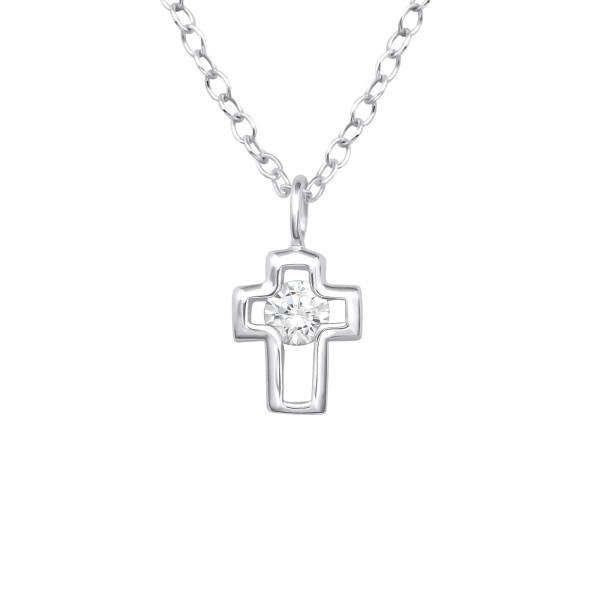 Jeweled Necklace FORZ25-TOP-JB9179/33280