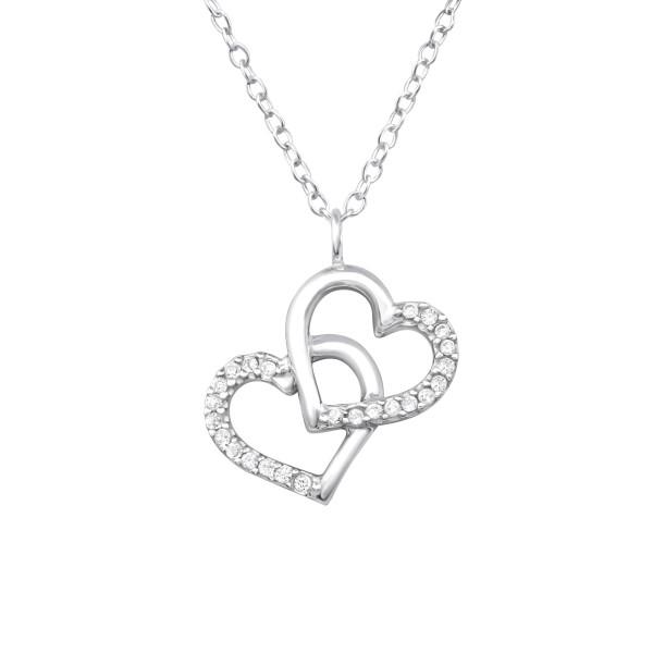 Jeweled Necklace FORZ25-TOP-JB9245/32085