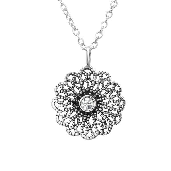Jeweled Necklace FORZ25-TOP-JB9319 OX/31390