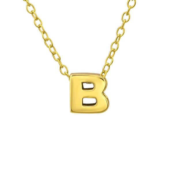 Plain Necklace FORZ25-BD-JB6859 GP/35160