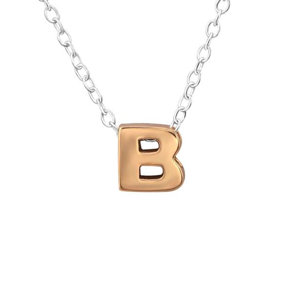 Plain Necklace FORZ25-BD-JB6859 SP/RGP/31025