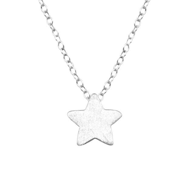 Plain Necklace FORZ25-BH-CCST22-BR/34006