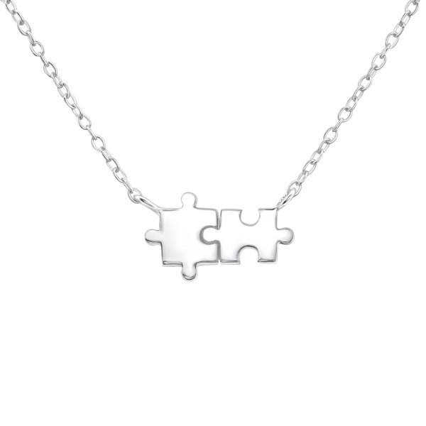 Plain Necklace FORZ25-NK-JB9748-48CM/37388