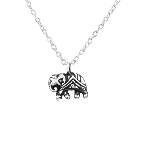 Plain Necklace FORZ25-TOP-APS3739 OX/37613