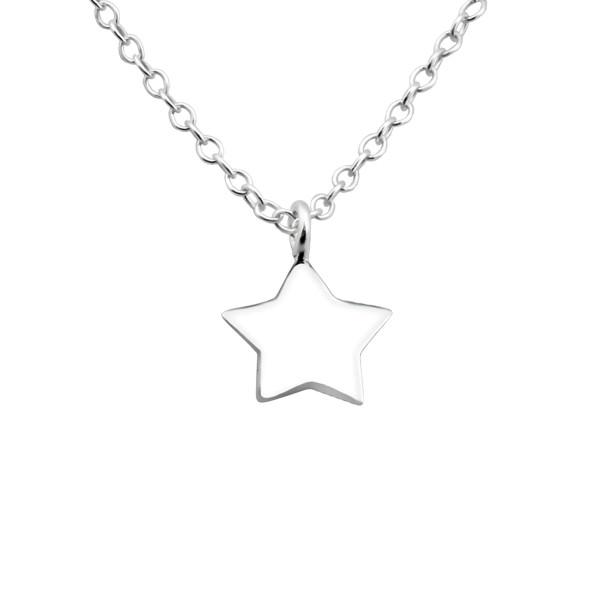 Plain Necklace FORZ25-TOP-CCST12 FL/22015